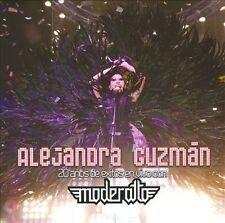 20 Años De Éxitos En Vivo Con Moderatto by Alejandra Guzmán (CD, Aug-2011, EMI)