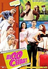 ALOO CHAAT - OFFICIAL UK SPEC BOLLYWOOD DVD