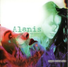 Jagged Little Pill by Alanis Morissette (CD, Jun-1995, Maverick/Reprise)
