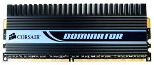 2GB Corsair DDR3 PC3-12800 1600MHz TR3X6G1600C8D Dominator RAM Memory Storage