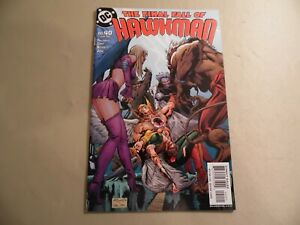 Hawkman #40 (DC 2005) Free Domestic Shipping