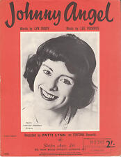 Johnny Angel-Patti Lynn - 1960 Partituras