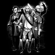 Ghostbusters Evil Dead Star Wars Zombie Presidents Art Ript Apparel New T-Shirt