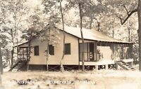 Real Photo Postcard Hospital in Rivervale, Indiana~124622