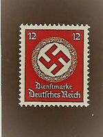 MNH postage stamp / PF12 / WWII Germany /  WWII Emblem / Third Reich / MNH