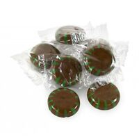 Chocolate Starlight Mints Bulk Wrapped Candy 2 Lbs. Starlite Mints