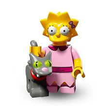 Lego LISA The Simpsons Series 2 Minifigure #3 New Factory Sealed Snowball Cat