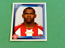 34 CACA AAB AALBORG BK UEFA PANINI FOOTBALL CHAMPIONS LEAGUE 2008 2009