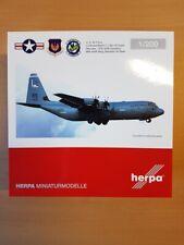 Herpa 559461 - 1/200 U.S. Air Force Lockheed Martin C-130J-30 Super Hercules