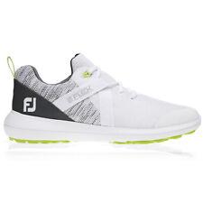 Men's FootJoy Flex Spikeless Golf Shoes - White