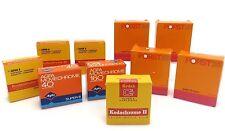 10x Lot Filme Porst Super 8 Color, Agfa, Farbfilm, Kodak, Kodachrome, OVP is055