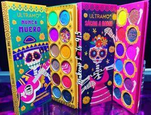 Ultramo Nunca Muero & Sacala a Bailar Eyeshadow Palettes Duo (Halloween)