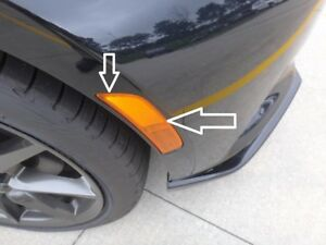 Mazda MX-5 Miata  Passenger and Driver Front and Rear Side Markers (Set of 4)