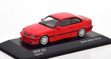 1 43 Minichamps BMW M3 E36 1992 Red