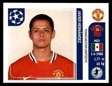 Panini Champions League 2011-2012 - Javier Hernandez Manchester United FC No.155