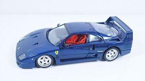 1:18--BBURAGO--Ferrari F40..SONDERLACK  / 33 C 154