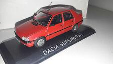 DACIA SUPERNOVA LEGENDARY BALKAN CARS DEAGOSTINI IXO 1/43