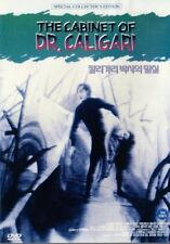 The Cabinet Of Dr. Caligari DVD (1920) Werner Krauss / Conrad Veidt