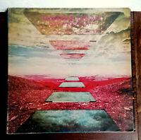 "12""  TANGERINE DREAM  LP STRATOSFEAR RARE MADE IN JUGOSLAVIA 1976 VIRGIN SOKOJ"