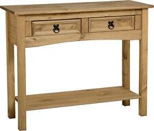 Corona Solid Wood Tables