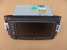 06-09 C6 Corvette NAV Navigation Unit AM FM Radio CD Player 15820017 0413