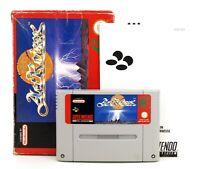 "Super Nintendo SNES PAL ""ActRaiser"" Modul & OVP"