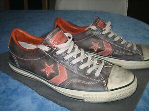 Original Converse Chucks Leather John Varvatos Gr. 44,5, 10,5, 29cm Leder