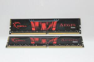2 x G.SKILL Aegis DDR4 8GB PC4-24000 (DDR4-3000) Arbeitsspeicher