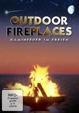 Outdoor Fireplaces - Kaminfeuer im Freien - DVD - NEU / OVP