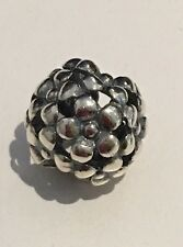 Authentic Trollbeads 11367 Blossom Bead Silver (56$) Retail