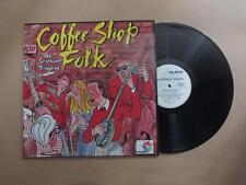 The Stockade Singers, Coffee Shop Folk, rare Aust folk, g/f, 2LP, Aust pressing