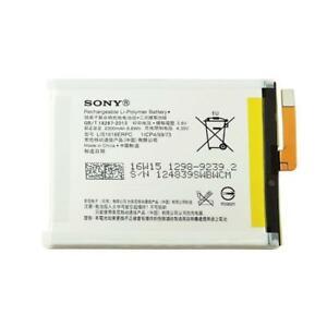 Genuine Sony Battery LIS1618ERPC For Xperia XA  E5 F3111 F3311 1298-9239 2300mAh