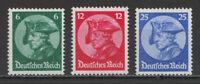 GERMANY - 1933 - ( Celebration of Potsdam Day - Frederick ) - MNH**