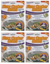 20x Sealapack Slow Cooker Liners Cooking Easy Clean Round Oval No Mess Bags