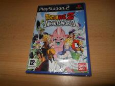Videogiochi Dragonball per Sony PlayStation 2, Anno di pubblicazione 2008