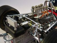 F GP Formula 1 Ford Lotus 18 Vintage Race Car 43 Sport Midget 24 Exotic 1960s 12