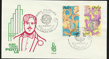 Italy  Europa First Day Cover Cacheted Unaddressed  LOT A158