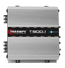 Taramps T800.1 800W 2 OHMS High Frequency 1 Channel Amp