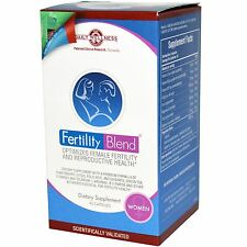 Fertility Blend for Women - 90 Caps by Daily Wellness Company - Conception Aid