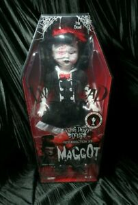 Living Dead Dolls Maggot Resurrection Series 12 Res New Mezco Doll sullenToys