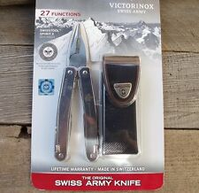 Victorinox BOY SCOUTS SWISSTOOL Multi-tool Original Swiss Army Knife 53224 NEW!