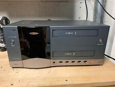 Go Video GV6650 VCR  DUAL VHS RECORDER