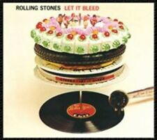 The Rolling Stones Rock Reissue Vinyl Records