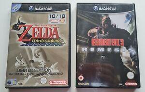 Nintendo gamecube games bundle