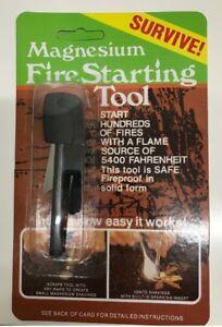 Magnesium Fire Starting Tool