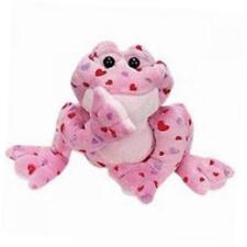 Webkinz *LOVE FROG* SEALED CODE * HM144*  NEW  Valentine Gift Plush