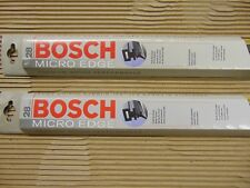 "28"" Windshield Wiper Blade-Micro Edge Front Bosch 40728 2 WIPER BLADES"