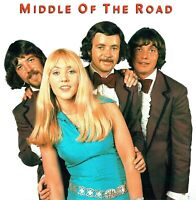 (CD) Middle Of The Road -The Collection - Chirpy Chirpy Cheep Cheep, Sacramento
