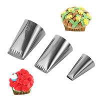 Basket Weave Icing Piping Nozzles Cake Decorating Ice Cream Tool Baking Mold