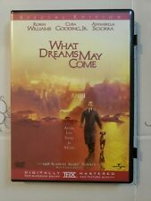 What Dreams May Come (Dvd, 1999) Robin Williams Cuba Gooding jr.